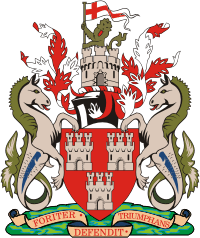 Newcastle Coat of Arms