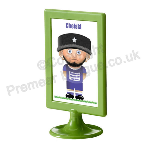Chelski double frame (front)