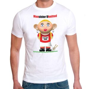 Mansister Uknitted-T-shirt