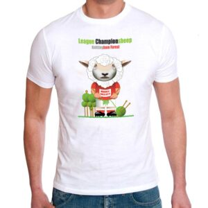Knittingham Forest T-shirt