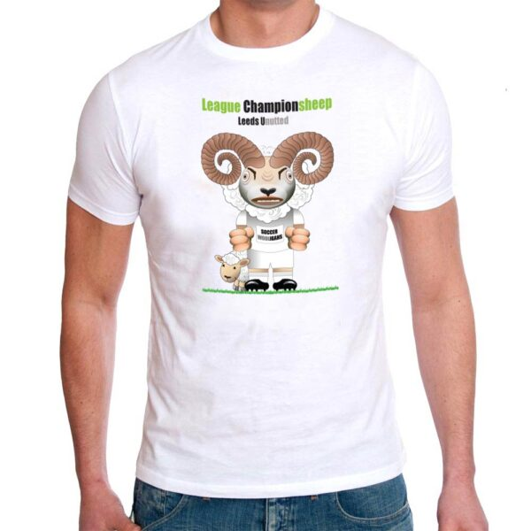 Leeds Unutted T-shirt