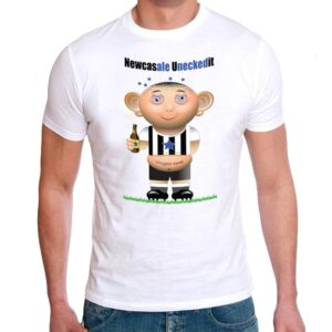 Newcasale Uneckedit T-shirt