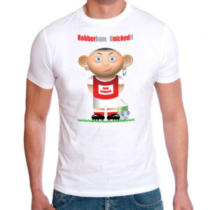 Robberham Unickedit T-shirt