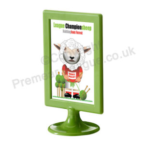 Knittingham Forest double frame (front)