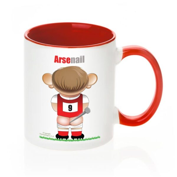 Arsenail cup (front)