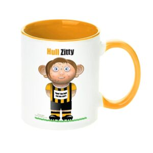 Hull Zitty mug (front)