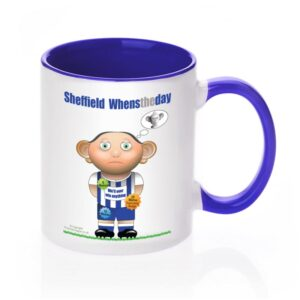 Sheffield Whenstheday mug (front)