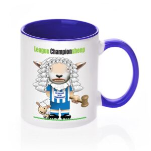 Wigon Athletic mug (front)